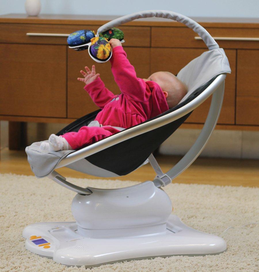 hamacas de bebé modernas