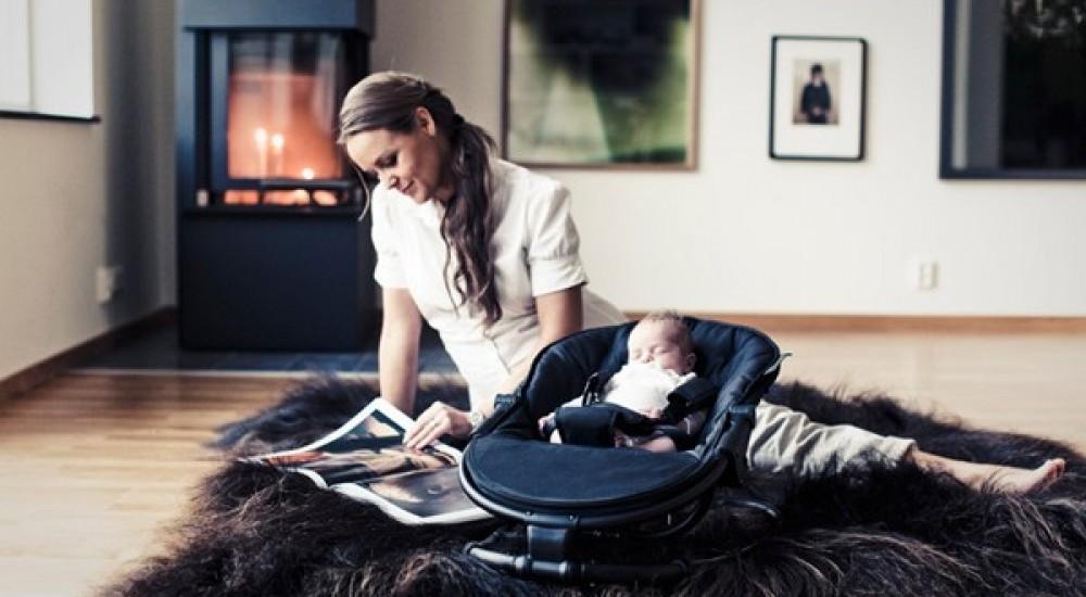 hamacas de bebé - Elodie Details Bouncer