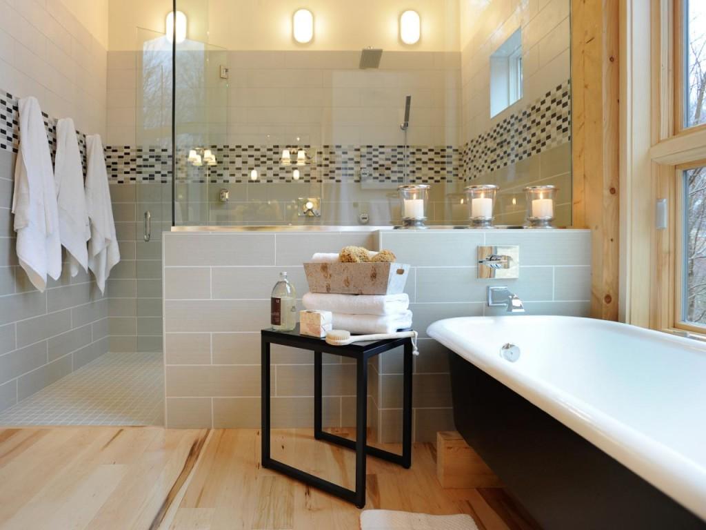 baños originales - espacios abiertos
