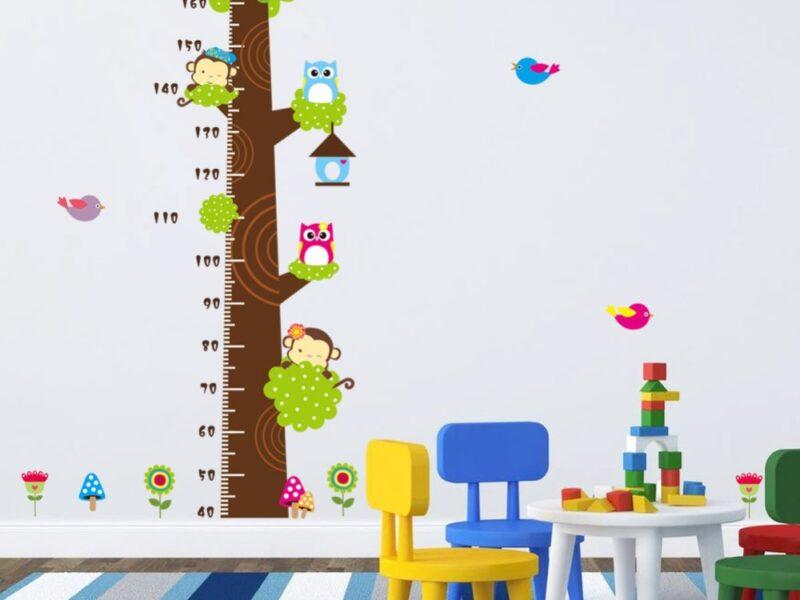 vinilos infantiles - árbol