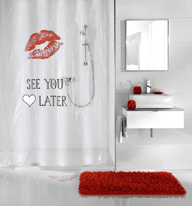 cortinas de baño divertidas - Divertida cortina de Meusch