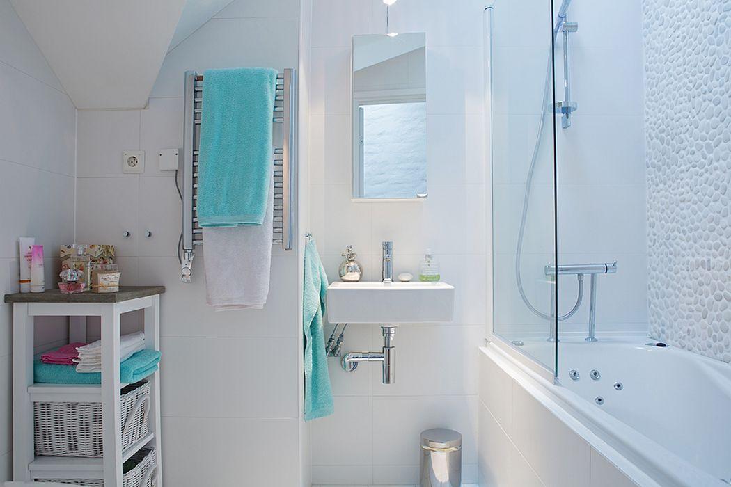 cuartos de baño pequeños modernos