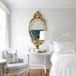 dormitorios blancos - estilo vintage