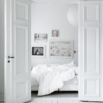 dormitorios blancos completamente