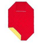 ikea coleccion ps 2017 pe593880 colcha funda cojin poliester rojo amarillo 1