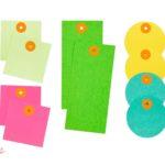ikea coleccion ps 2017 pe597105 etiqueta regalo papel multicolor