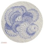 ikea coleccion ps 2017 pe597107 alfombra lana blanco