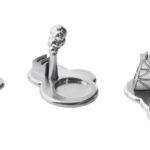 ikea coleccion ps 2017 pe597112 portavelas aluminio