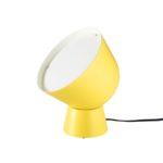 ikea coleccion ps 2017 pe597117 lampara mesa acero lacado plastico amarillo