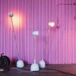 ikea coleccion ps 2017 ph139214 lampara pie acero inoxidable aluminio blanco