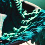 ikea coleccion ps 2017 ph139237 manta acrilico verde