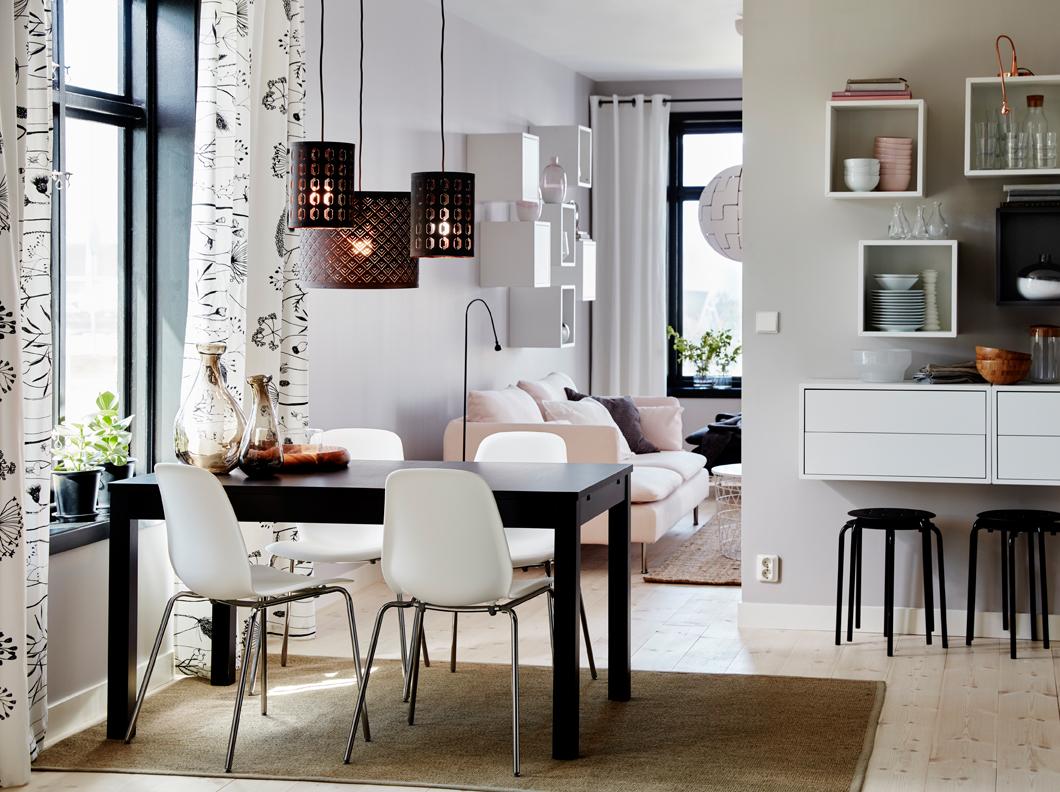 mesas de comedor plegables de madera