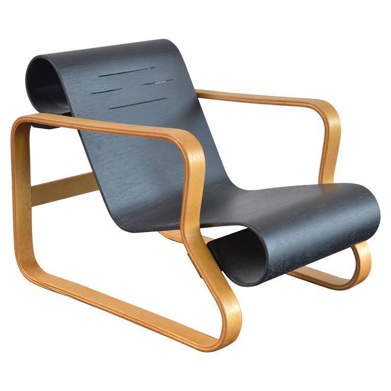 muebles escandinavos - madera laminada