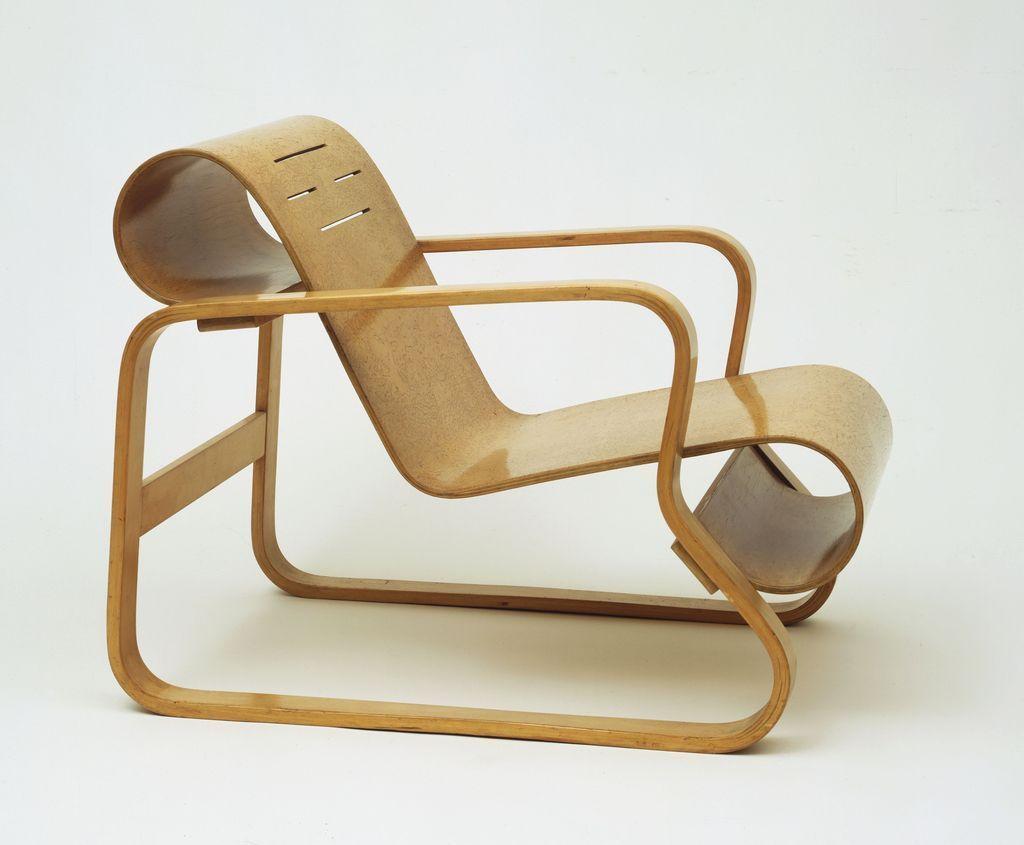 muebles escandinavos - Silla Paimio