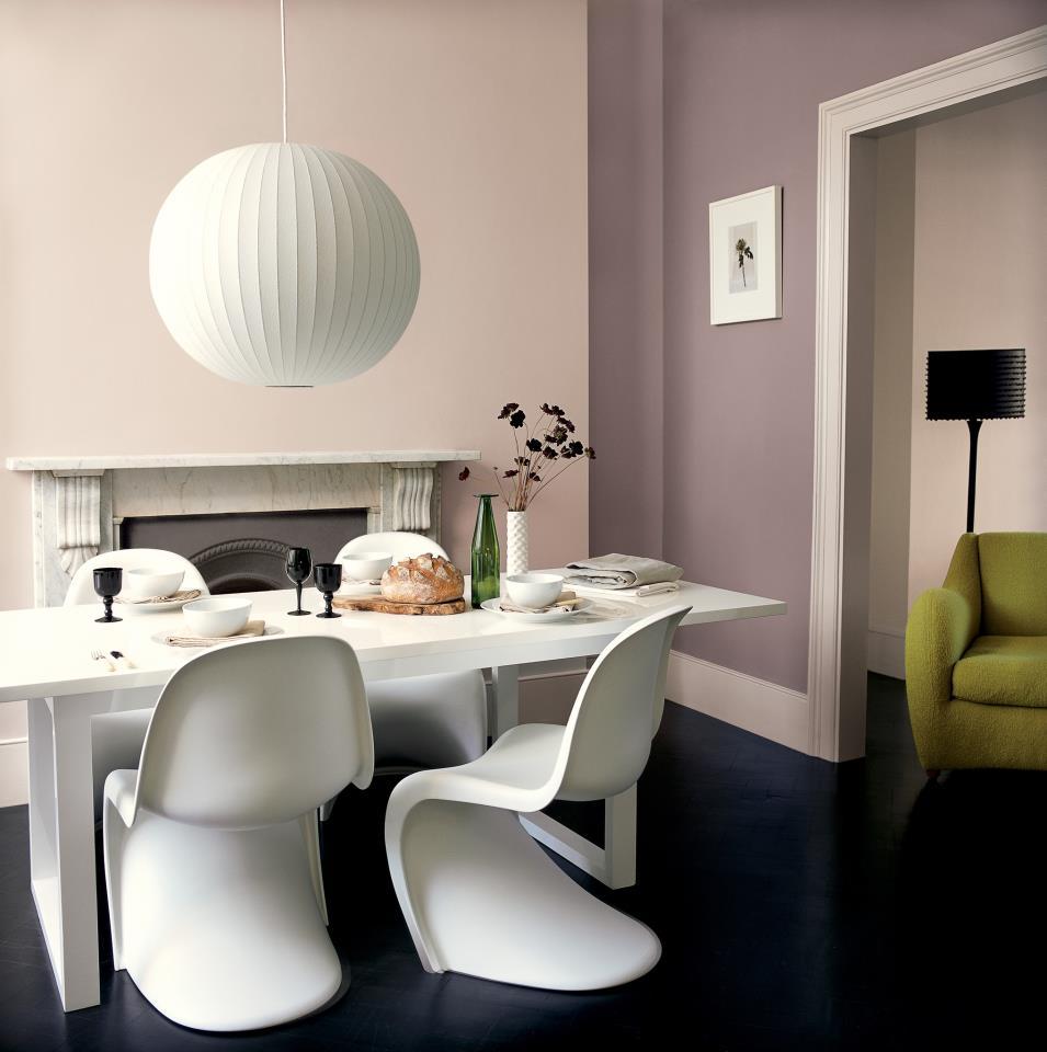 muebles escandinavos - silla Panton