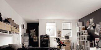 dormitorios juveniles modernos - colores