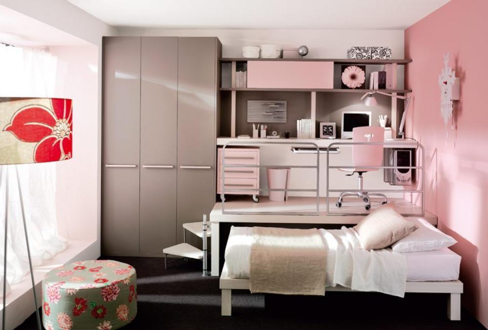 dormitorios juveniles modernos - iluminación