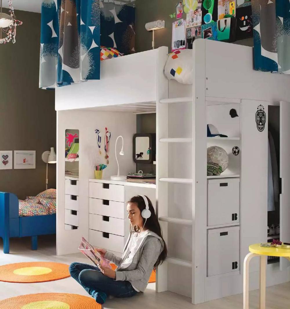 dormitorios juveniles modernos y funcionales