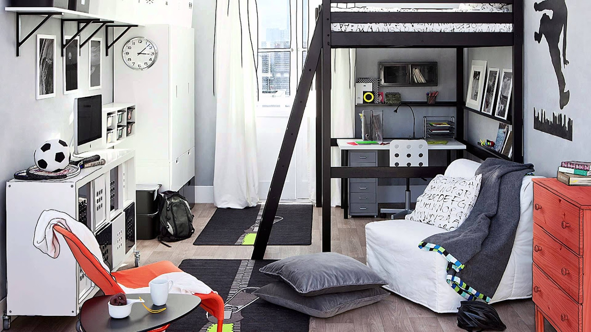 dormitorios juveniles modernos - consejos