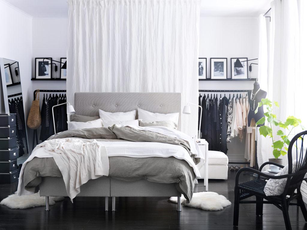 fundas nórdicas en tonos grises y blancos
