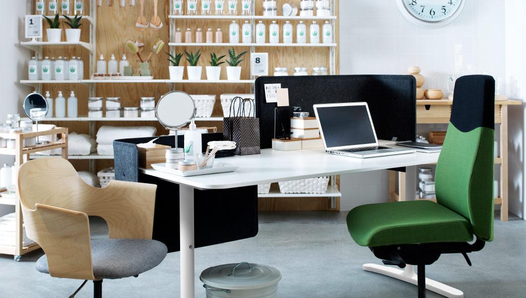 mobiliario de oficina - las sillas