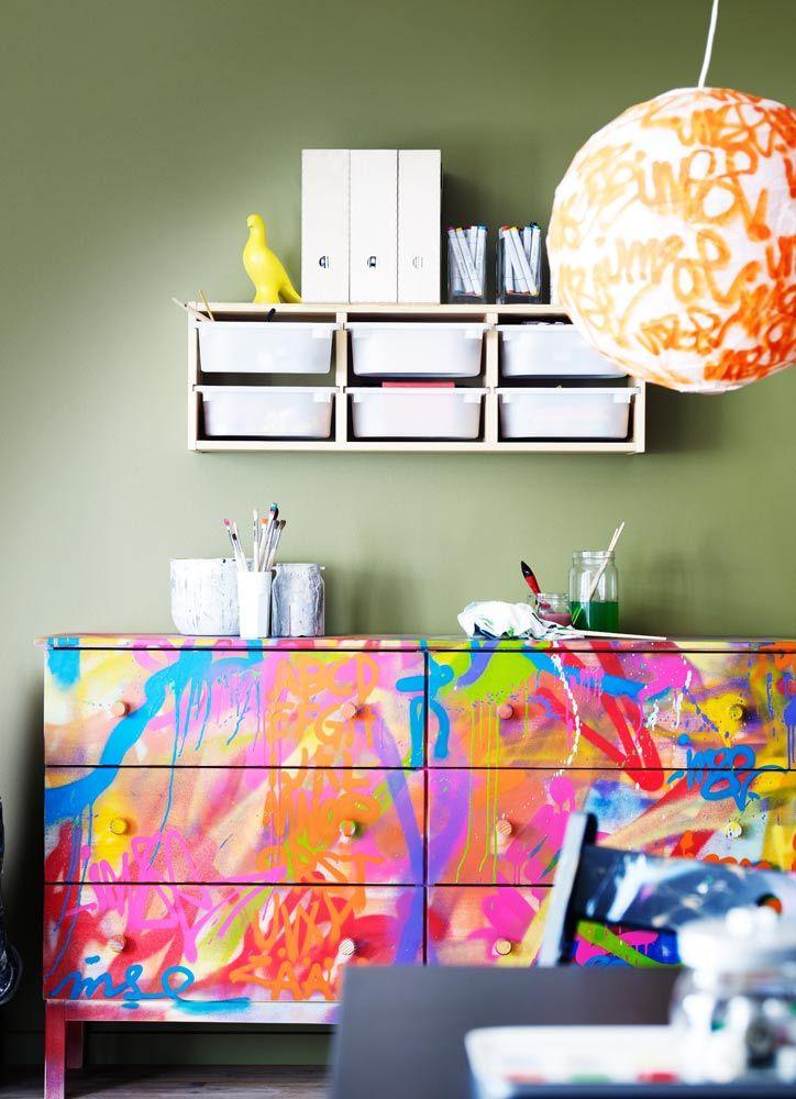 Dormitorios juveniles modernos con muebles personalizados