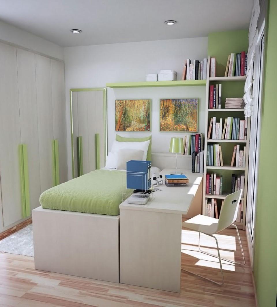 Dormitorios juveniles modernos - elementos necesarios