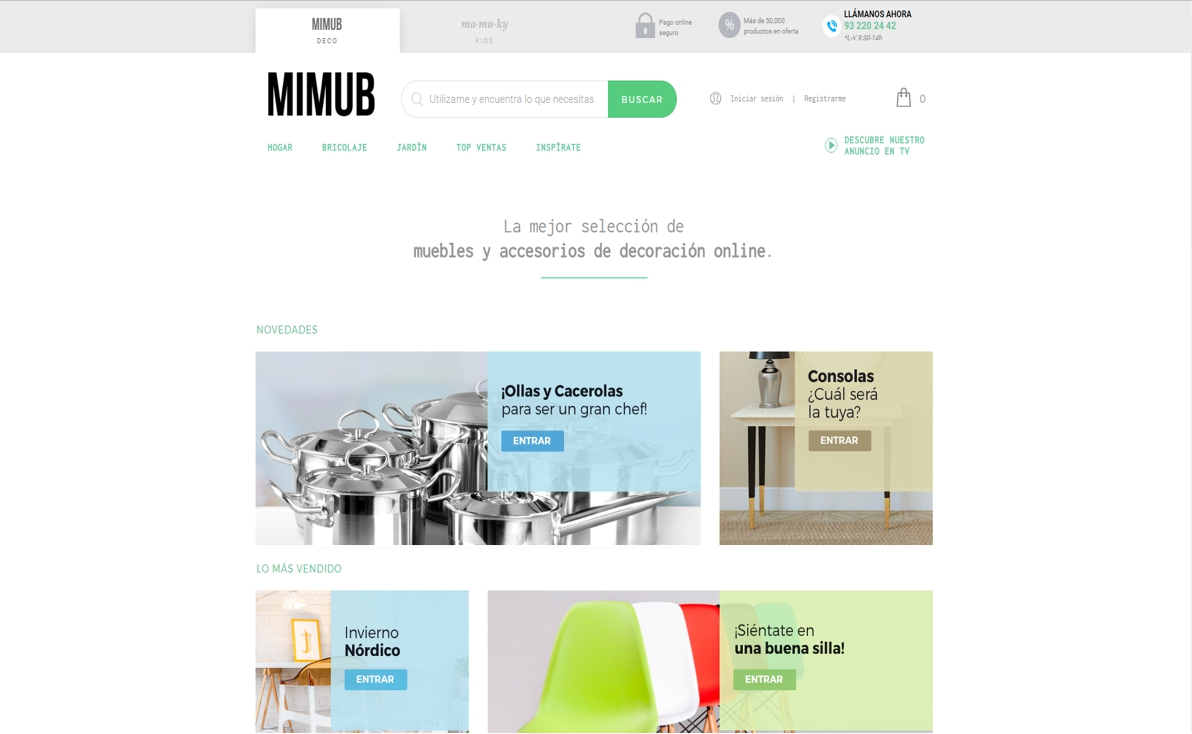muebles baratos - Mimub