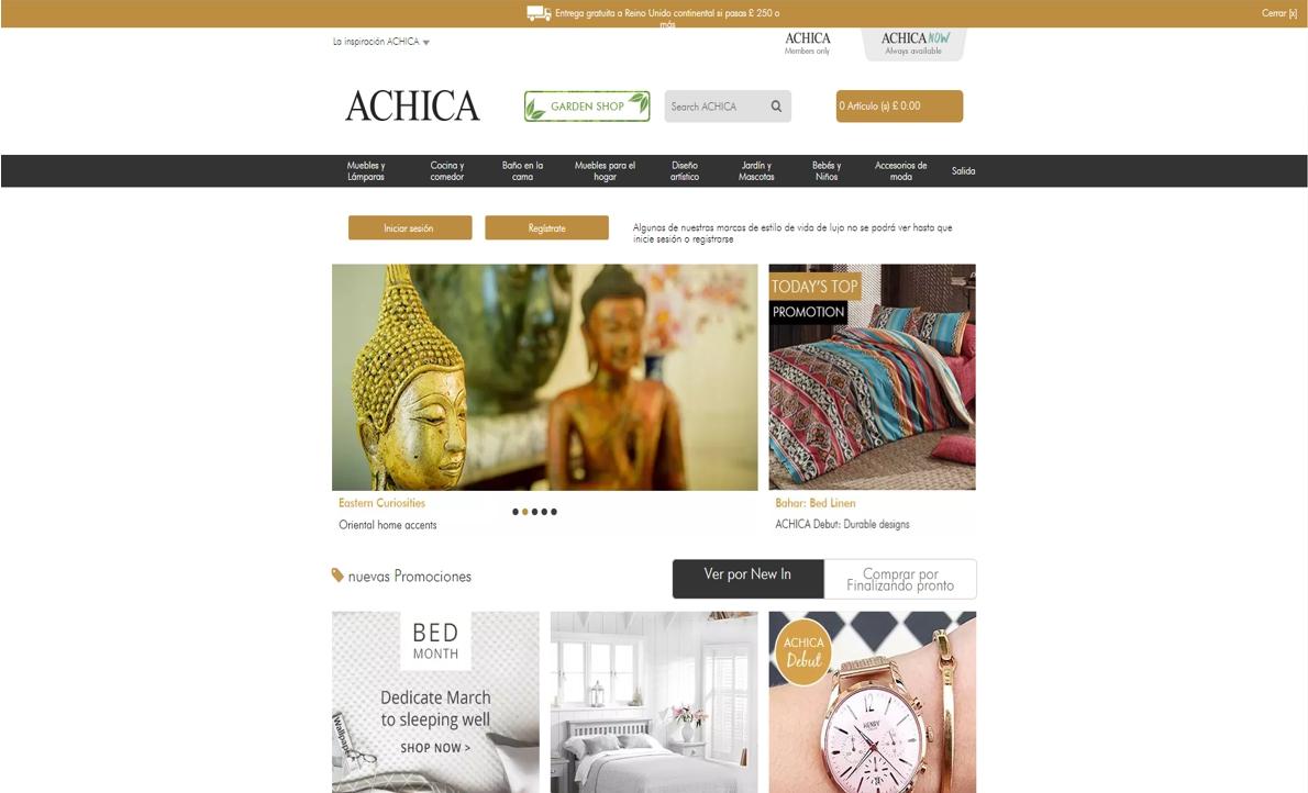 muebles baratos - Achica