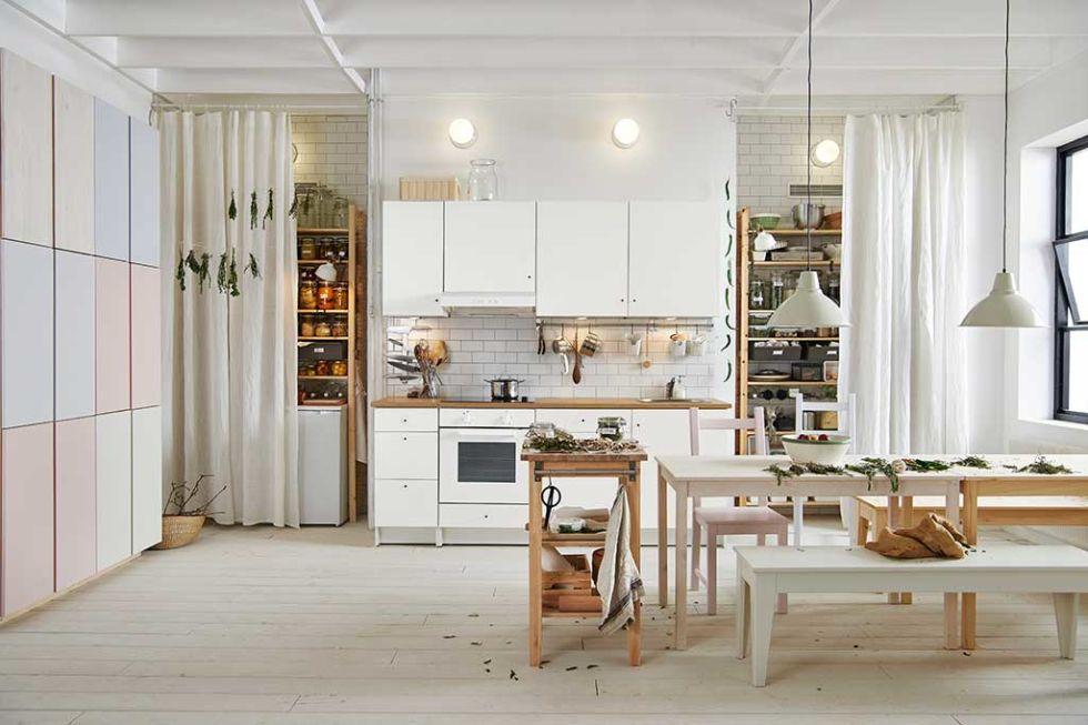 Cocinas Ikea - Knoxhult