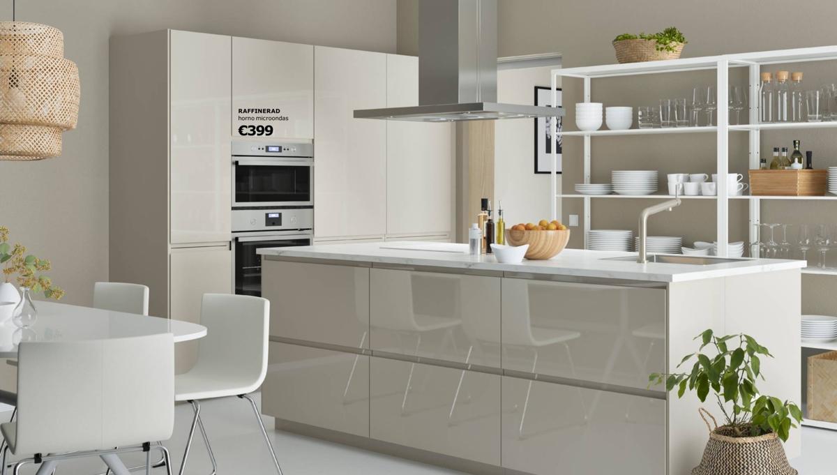 Cocinas Ikea - Voxtorp