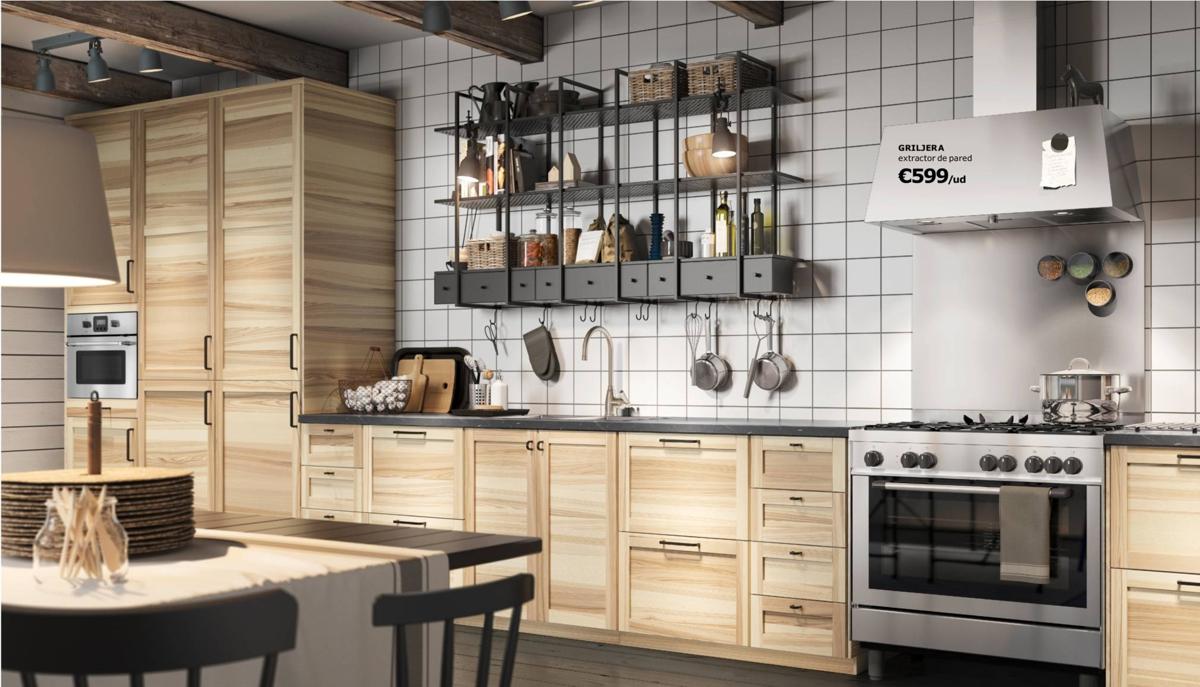 Cocinas Ikea - Thorhamn