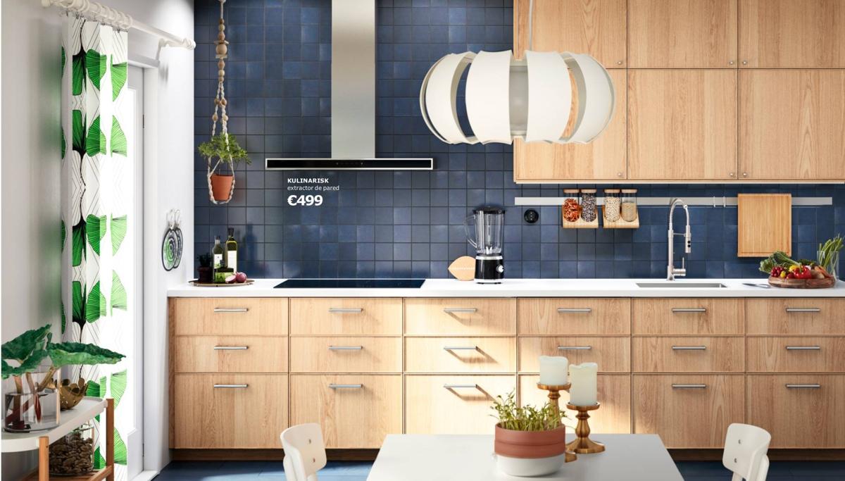Cocinas Ikea - sostenibles