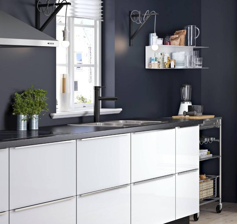 Cocinas Ikea - colores basicos