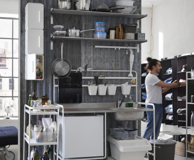 Cocinas Ikea - orden y organización