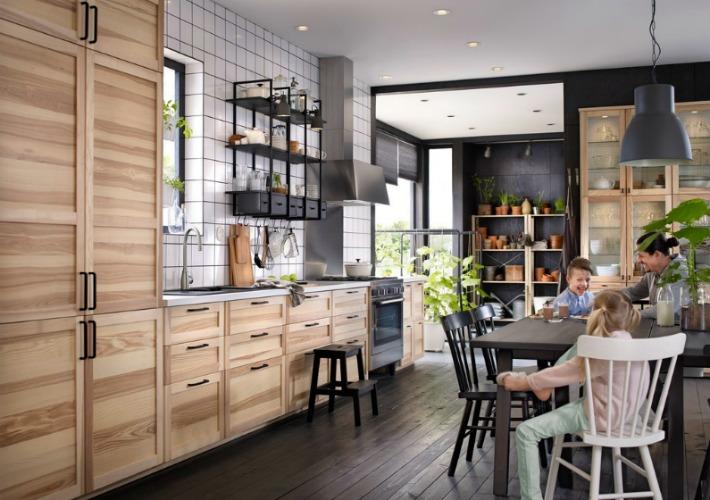 Cocinas Ikea modernas