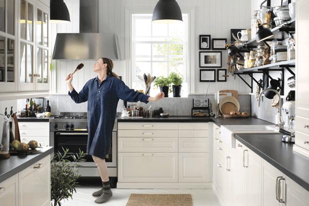 Cocinas Ikea - naturaleza