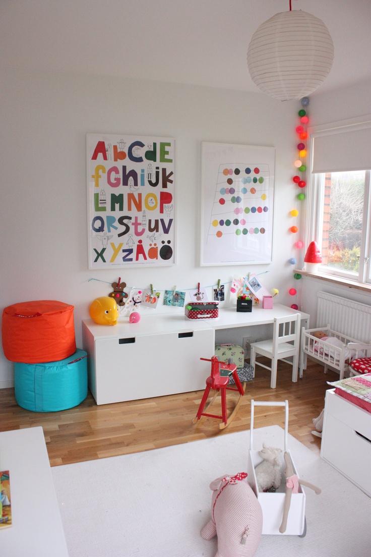 Habitaciones infantiles - Guirnaldas luminosas