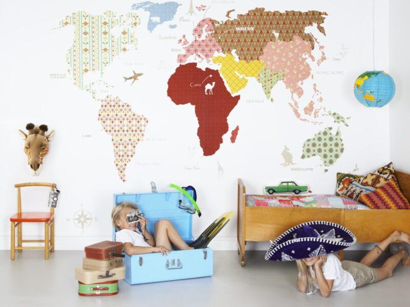 Habitaciones infantiles - vinilos