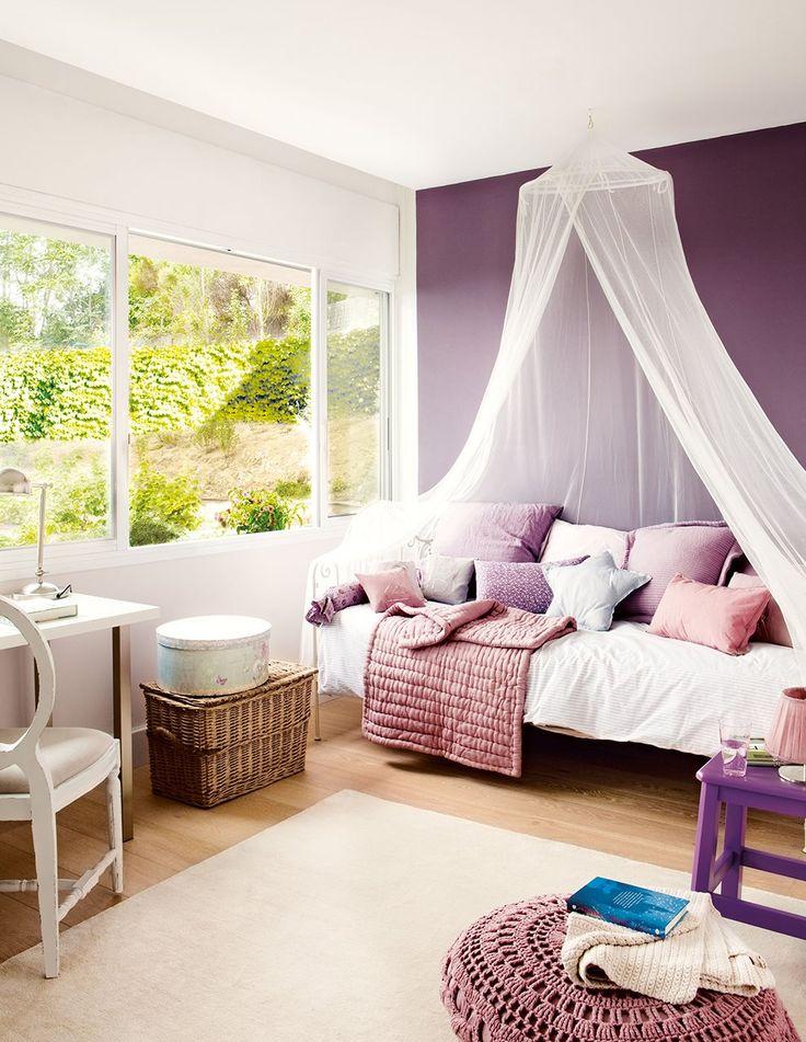 Habitaciones infantiles - la pintura