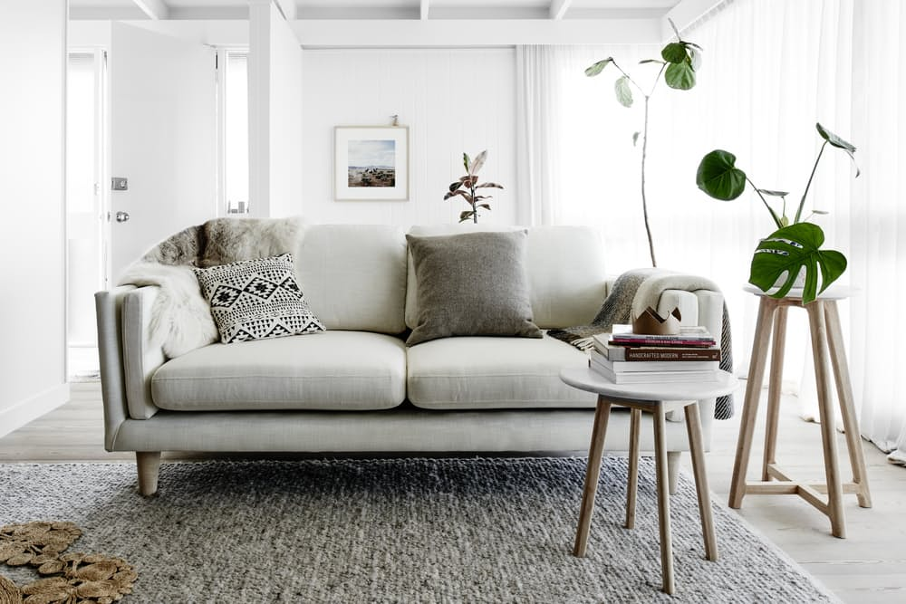 Decoración de interiores - estilo natural