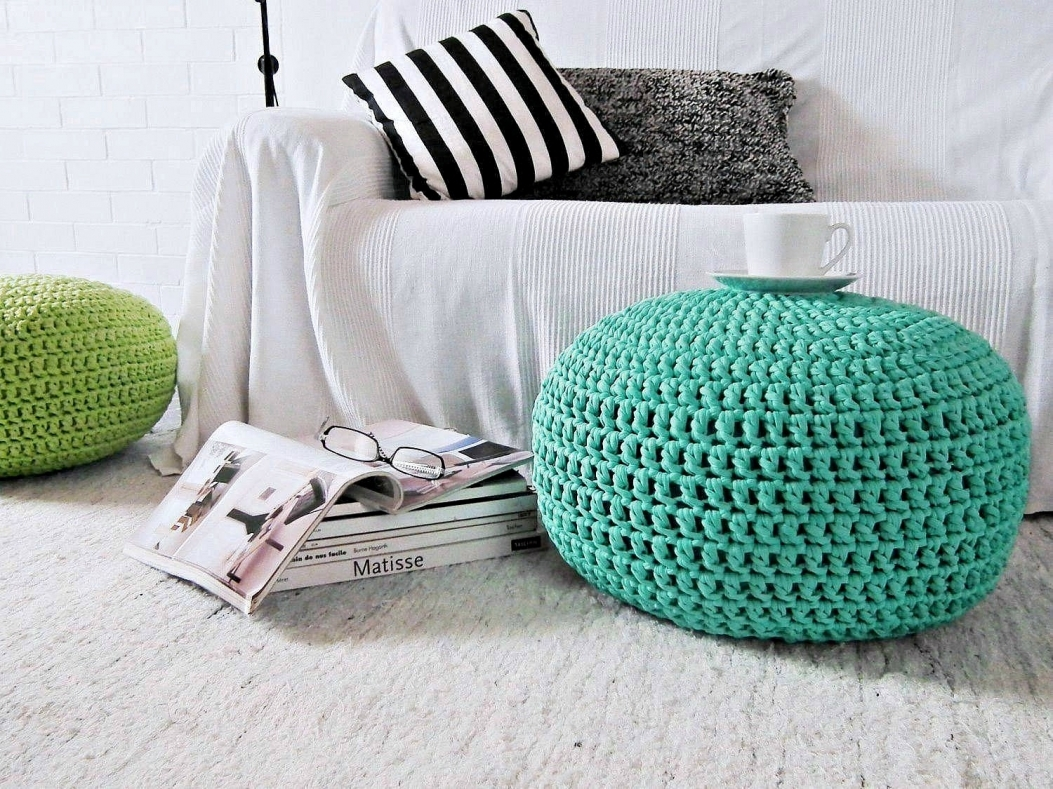 Decoración de interiores - crochet