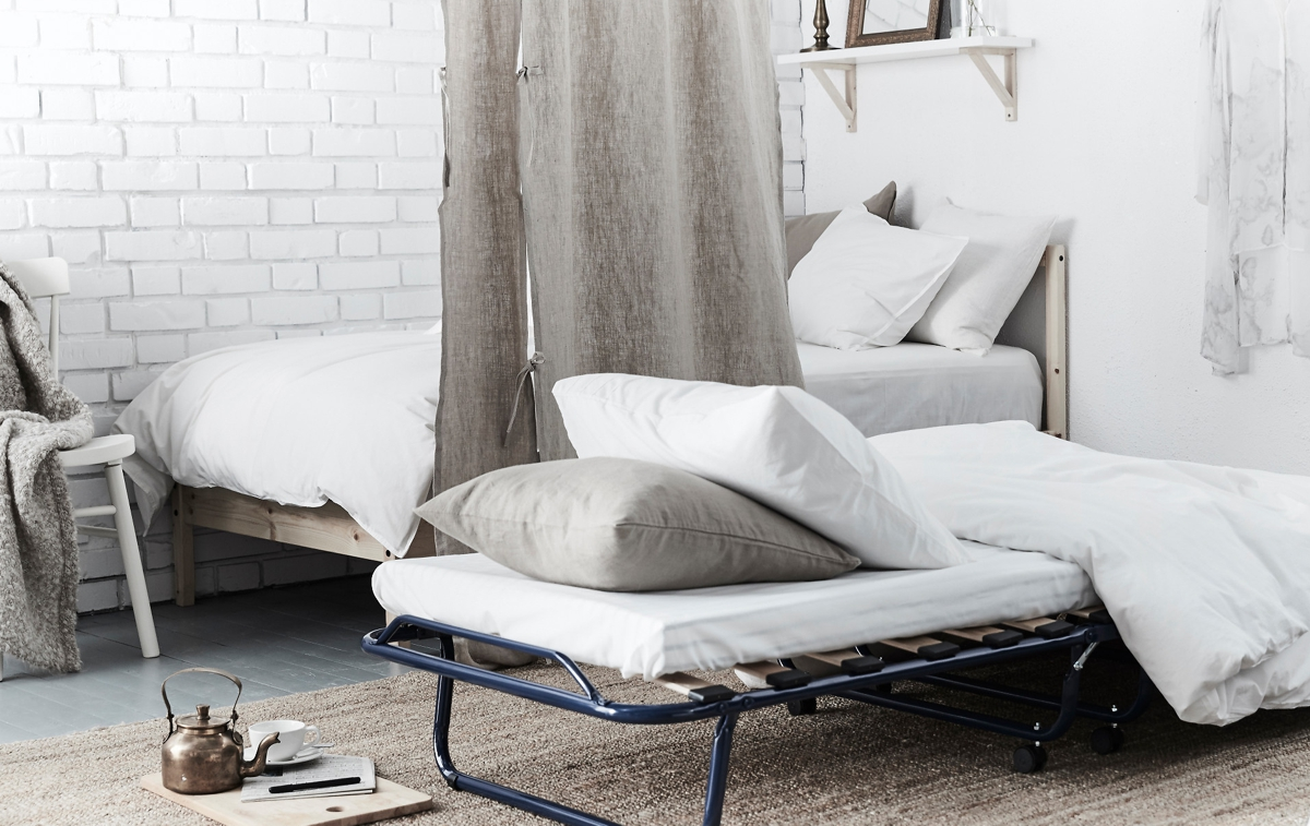 Cama plegables y cómoda -Sandvika