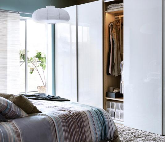 Diseños de puertas de armarios- lacadas