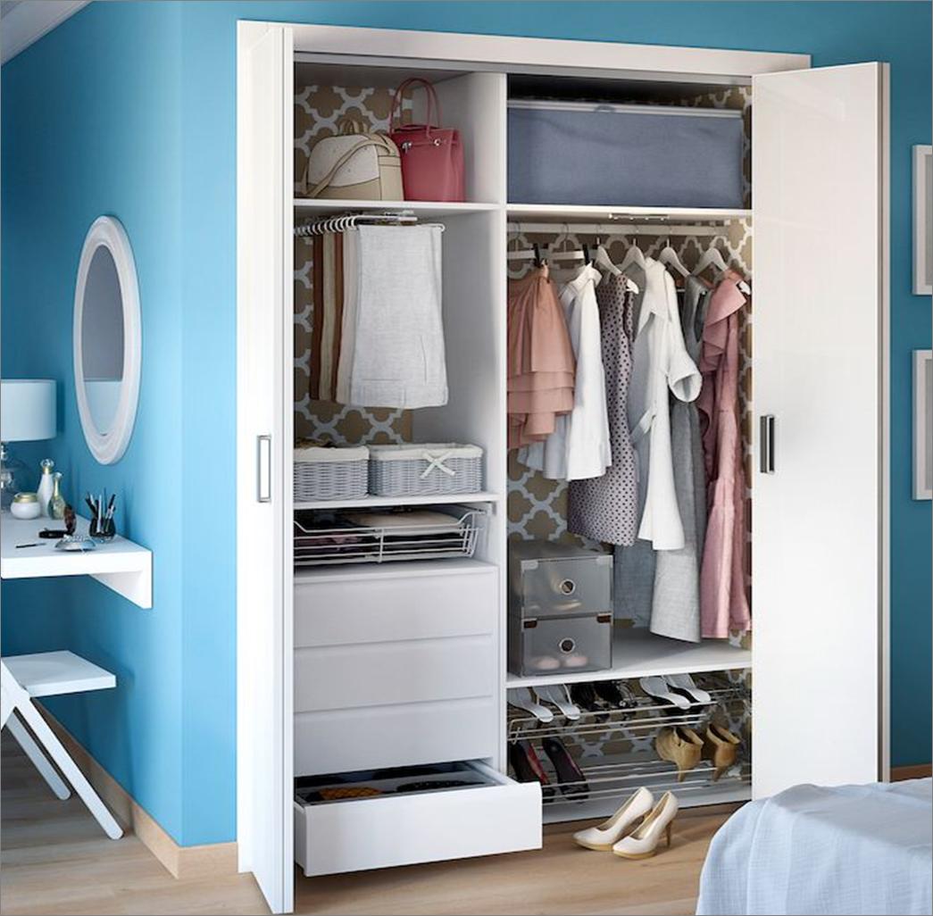 Diseños de puertas de armarios empotrados