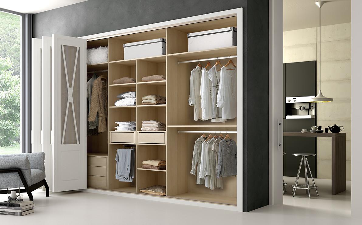 Diseños de puertas de armarios - plegables