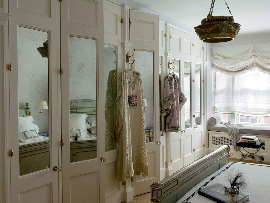 Diseños de puertas de armarios - abatibles