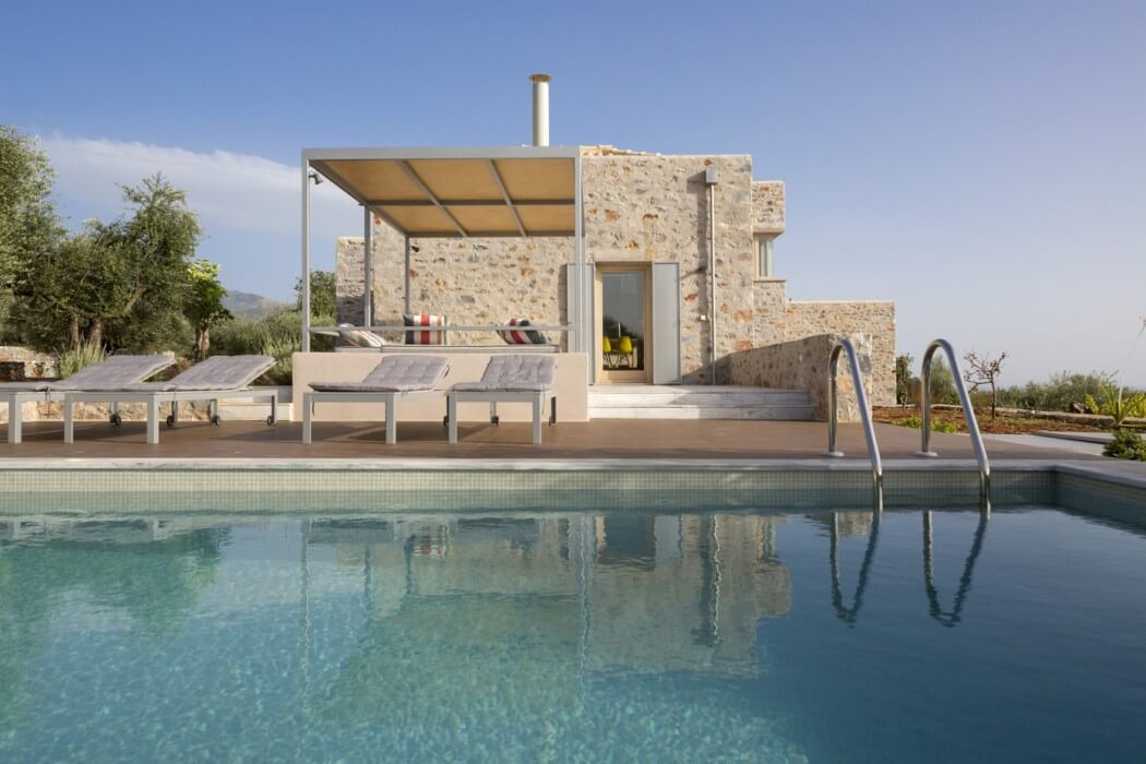 Jardín - piscinas