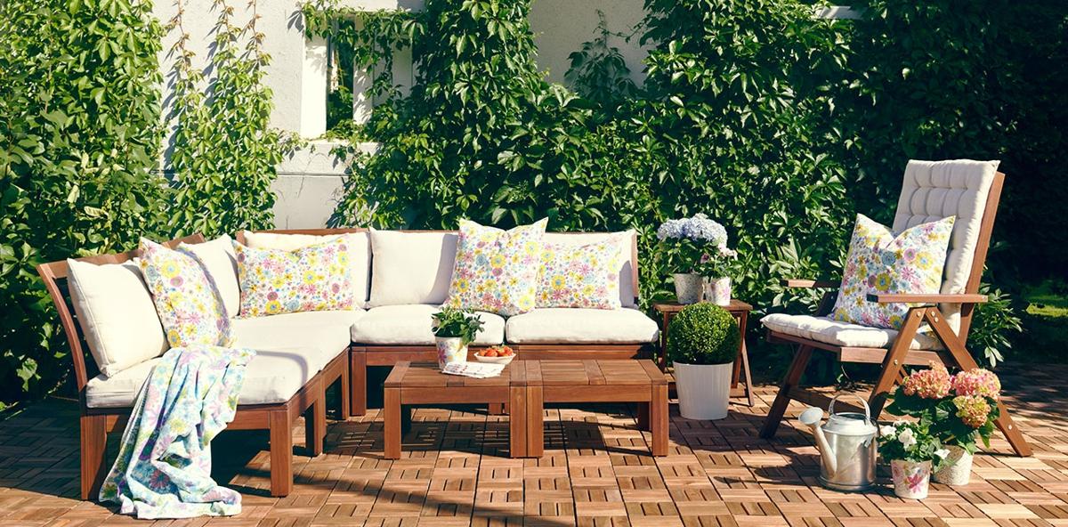 Jardín - mobiliario