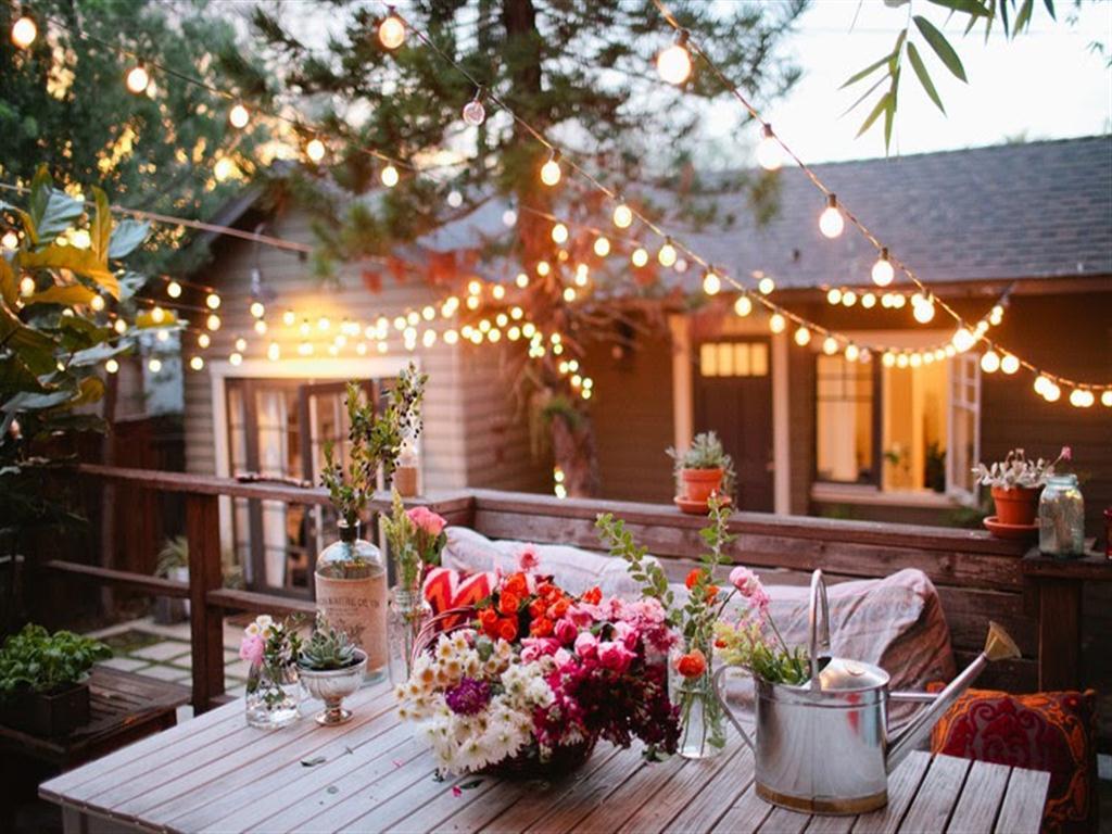 Jardín - iluminación